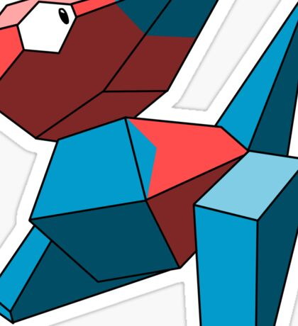 Porygon Sticker