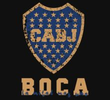 Boca Juniors, Agentina by mqdesigns13