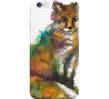 Nature Fox iPhone Case/Skin