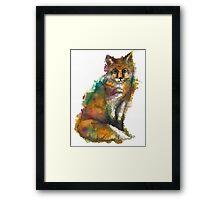Nature Fox Framed Print