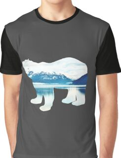Polar Bear Graphic T-Shirt