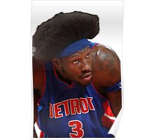 Ben Wallace Poster