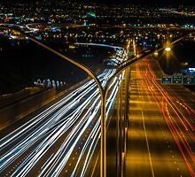 Light Highway by IOBurque