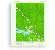 New York NY Redfield 136042 1960 24000 Canvas Print