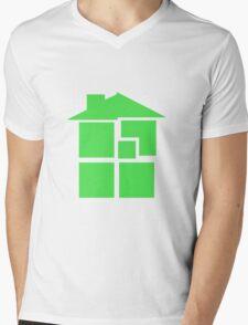 Homestuck - Sburb (White) Mens V-Neck T-Shirt