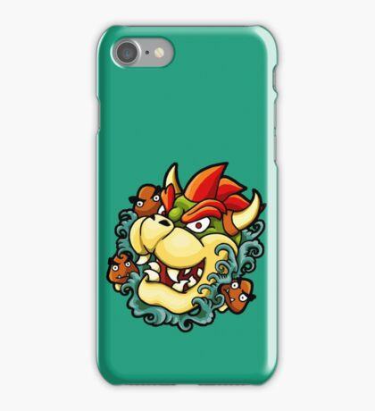 Oni Bowser iPhone Case/Skin