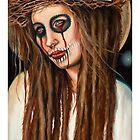 Girl Jesus by Sylvia Lizarraga by Sylvia Lizarraga
