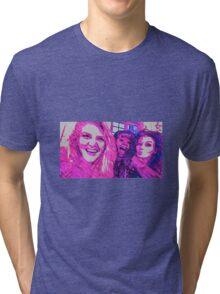 'GirlZ JuST WaNNA HaVE FuN' Tri-blend T-Shirt
