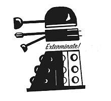 Dalek by Twelves-guitar