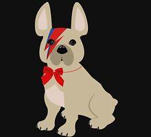David Bowie French Bulldog art T-Shirt