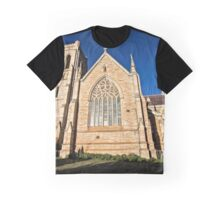 St Saviour's Cathedral in Goulburn/NSW/Australia (1) Graphic T-Shirt