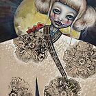 Japan Girl  by Sylvia Lizarraga