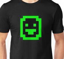 Dwarf Fortress Dwarf (Green on Black) Unisex T-Shirt