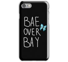 Bae Over Bay iPhone Case/Skin