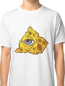 Illuminati cheese  Classic T-Shirt