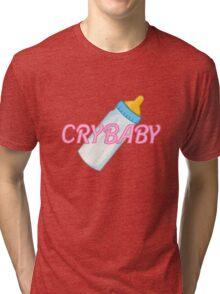 Cry Baby Tri-blend T-Shirt