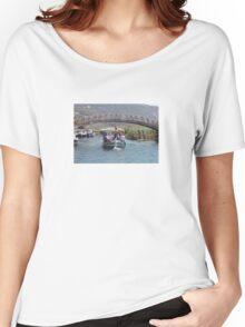 Boat Tour Along the Azmak, Akyaka Turkey Women's Relaxed Fit T-Shirt