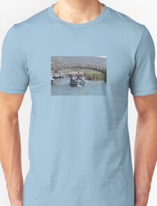 Boat Tour Along the Azmak, Akyaka Turkey T-Shirt