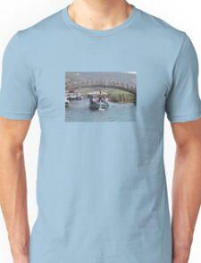 Boat Tour Along the Azmak, Akyaka Turkey Unisex T-Shirt