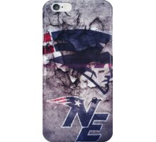 New England Patriots iPhone Case/Skin