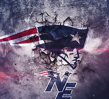 New England Patriots by bandsin