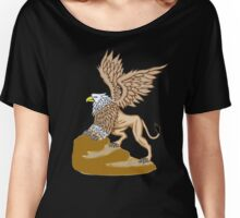 Guarding Gryphon Women's Relaxed Fit T-Shirt