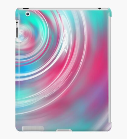 Decks Ripple Texture iPad Case/Skin