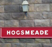 Hogwarts Express - Hogsmede Station Sticker