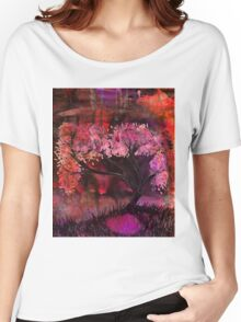 Remixed tree 9 Women's Relaxed Fit T-Shirt