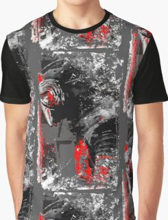 Kylo in the snow Graphic T-Shirt