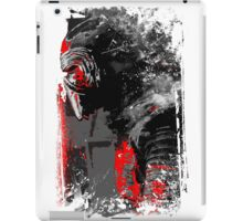 Kylo in the snow iPad Case/Skin