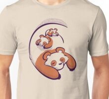 The Pandas Are Sleeping Unisex T-Shirt