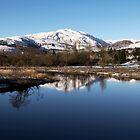 Winter Wonderland in Callander by Jeremy Lavender Photography