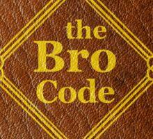 HIMYM - The Bro Code Sticker