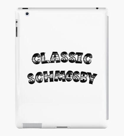 HIMYM - Classic Schmosby iPad Case/Skin