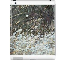 Bunny Tail Grass Blowing in the Wind iPad Case/Skin