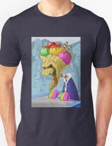 ice cream monster Unisex T-Shirt