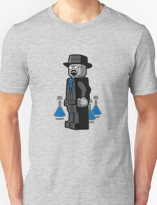Breaking Bad Lego Unisex T-Shirt