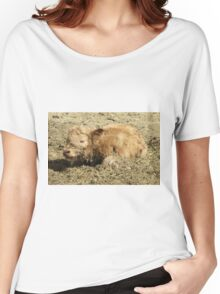 Roscoe  27 March 2015 Women's Relaxed Fit T-Shirt