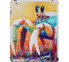 Crab iPad Case/Skin