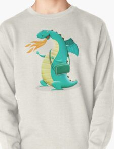 Sunshine Dragon Pullover