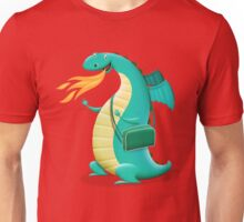 Sunshine Dragon Unisex T-Shirt