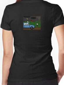 Imperial Storm Chasers Women's Fitted V-Neck T-Shirt