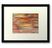 ABSTRACT 469 Framed Print