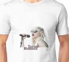 Taylor Momsen Red Lips Unisex T-Shirt