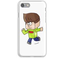 Dner - Dner Minecraft Style iPhone Case/Skin