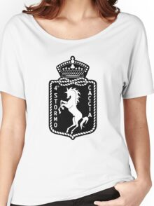 4° Stormo Caccia Grosseto  Women's Relaxed Fit T-Shirt