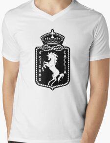 4° Stormo Caccia Grosseto  Mens V-Neck T-Shirt