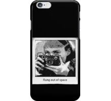Therese Belivet Polaroid iPhone Case/Skin