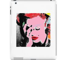 Madonna Pop Art iPad Case/Skin